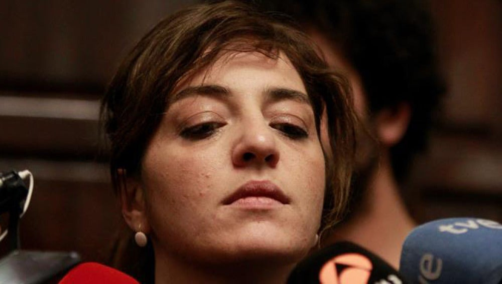 Celia Mayer, delegada de Cultura y Deportes del Ayuntamiento de Madrid