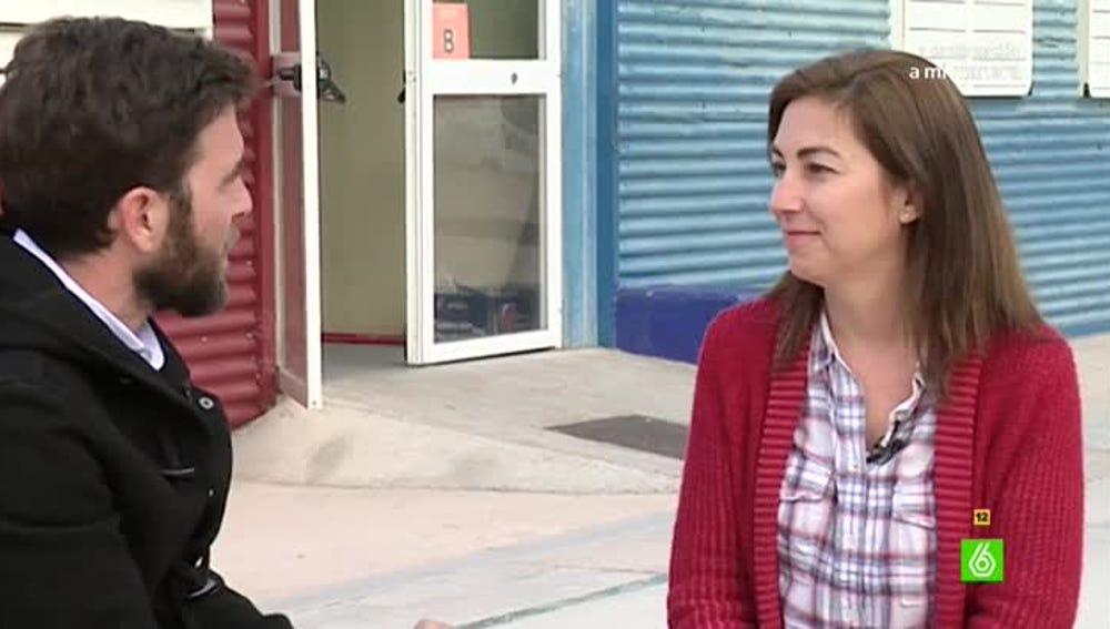 Gonzo entrevista a Raquel Lafarga