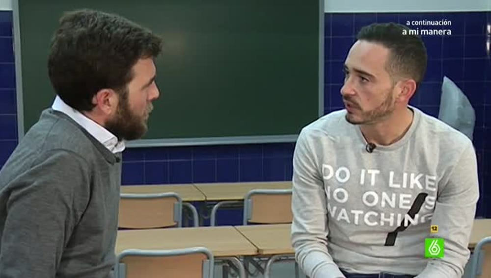 Gonzo entrevista al periodista Juan Nieto