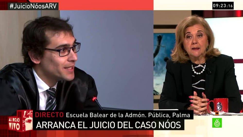 Carmen Enriquez en ARV
