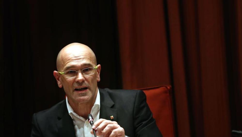 El conseller de Asuntos Exteriores, Raül Romev