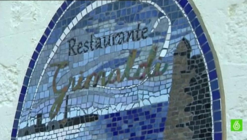 Imagen de la fachada del Bar Grimaldi