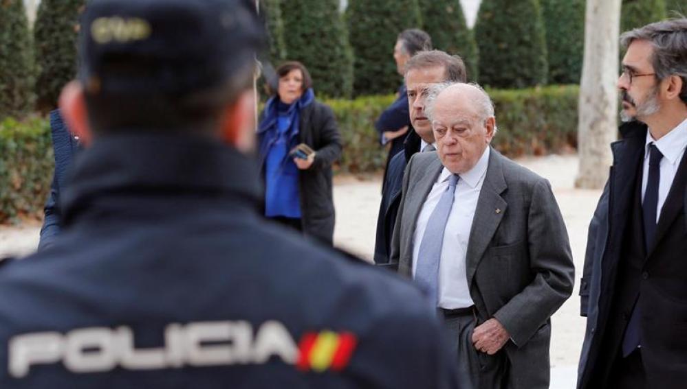 El expresident de la Generalitat Jordi Pujol
