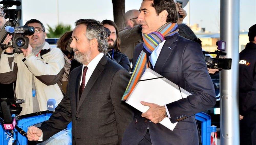 El exgerente de la Fundación pública Illesport Gonzalo Bernal