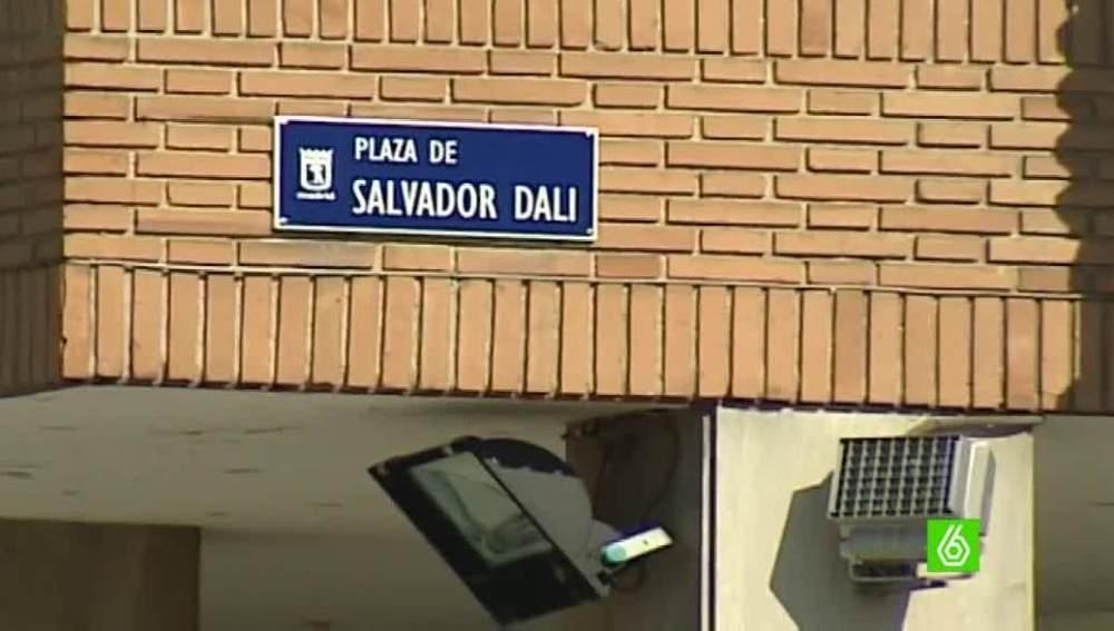 Plaza Salvador Dalí, Madrid
