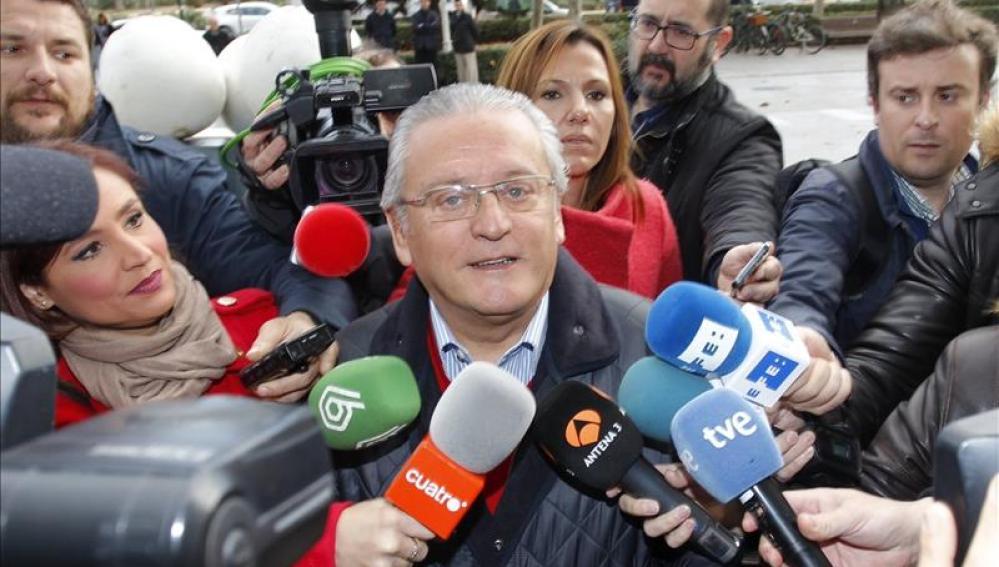 El exconcejal de Hacienda del Ayuntamiento de Valencia, Silvestre Senent (PP
