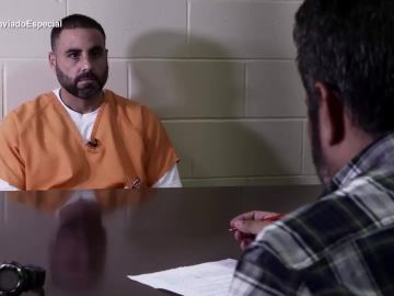 Jalis de laSerna entrevista a Pablo Ibar en la cárcel de Raifrod