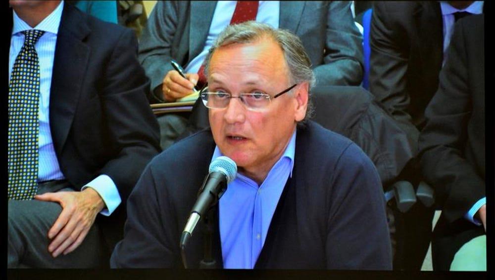 el excontable de Nóos, Marco Antonio Tejeiro