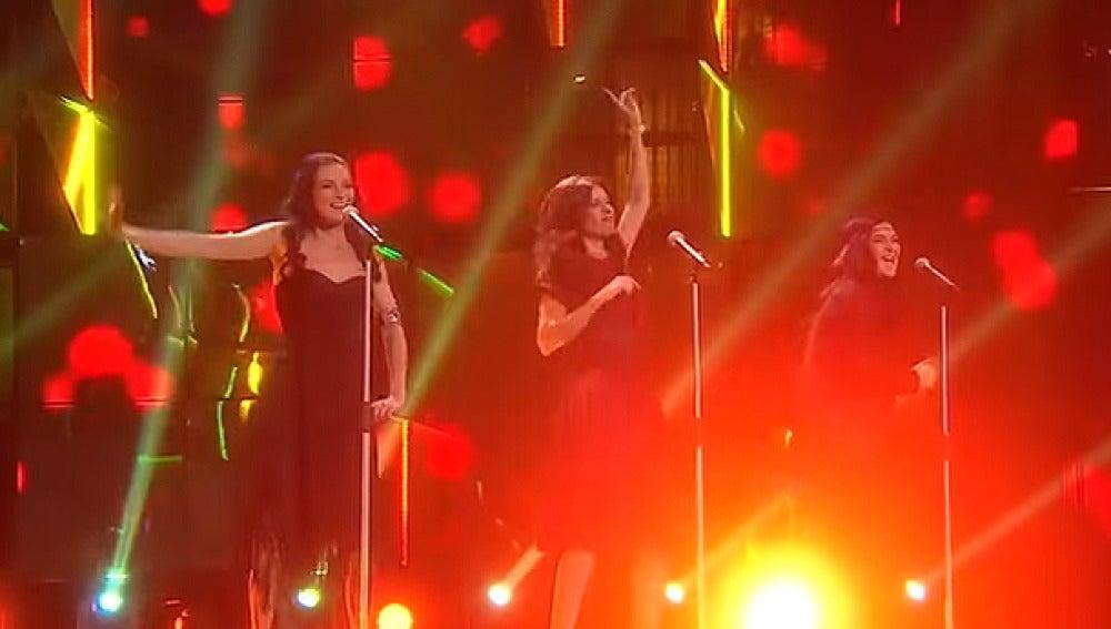 Las Ketchup en el Melodifestivalen