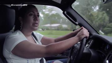 Tania, la mujer del sentenciado a la   inyección letal  Pablo Ibar