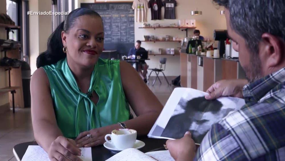 Deborah Bowie, hermana de una víctima del caso Pablo Ibar