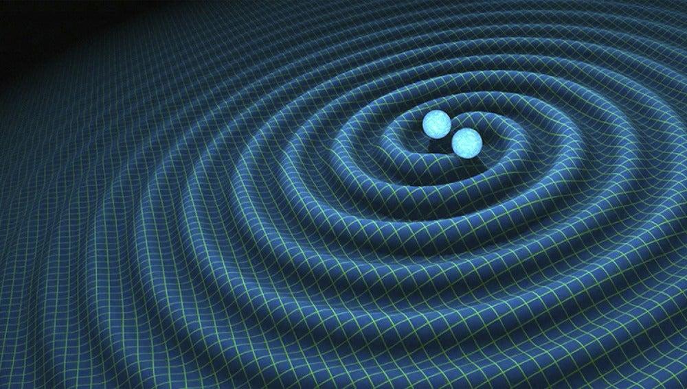 Detección de ondas gravitacionales