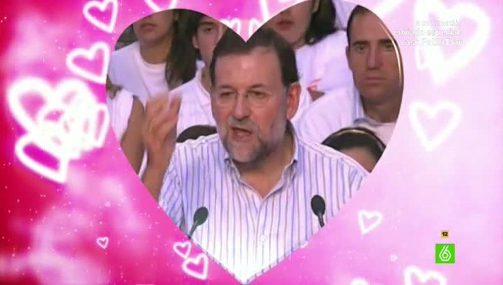 Montaje Rajoy en El Intermedio