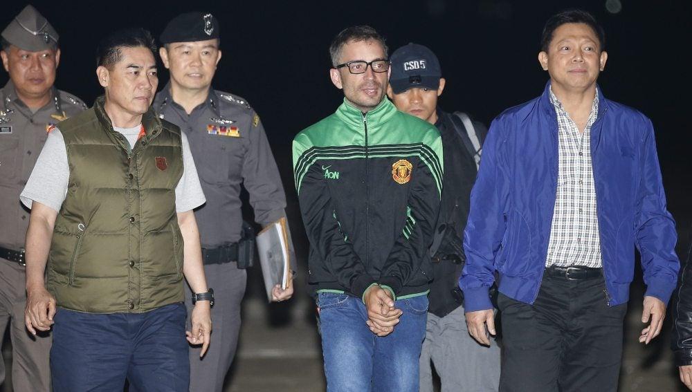 El español Artur Segarra, principal sospechoso del asesinato del empresario español David Bernat
