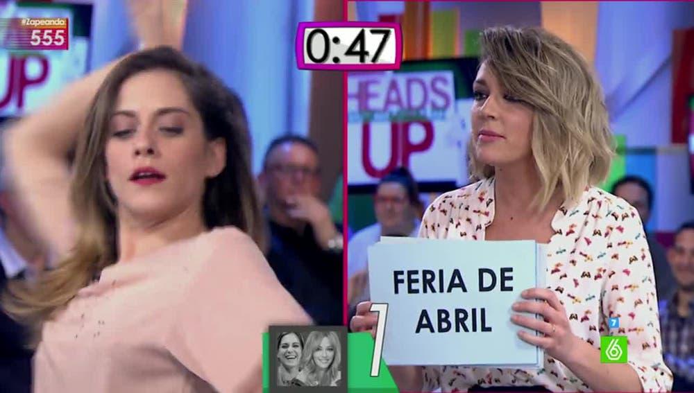 María León y Anna Simon