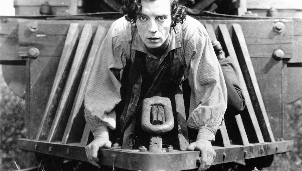 Buster Keaton, actor de cine mudo