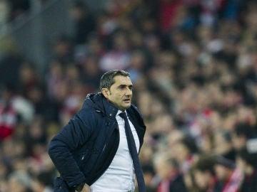 Valverde, técnico del Athletic