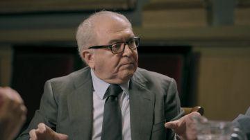 Eduardo Serra, en el Consejo de Exministros de Salvados