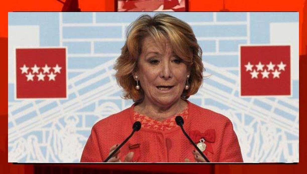 Esperanza Aguirre ARV