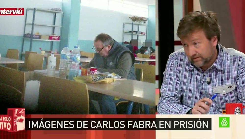 Luis Rendueles, periodista de Interviú