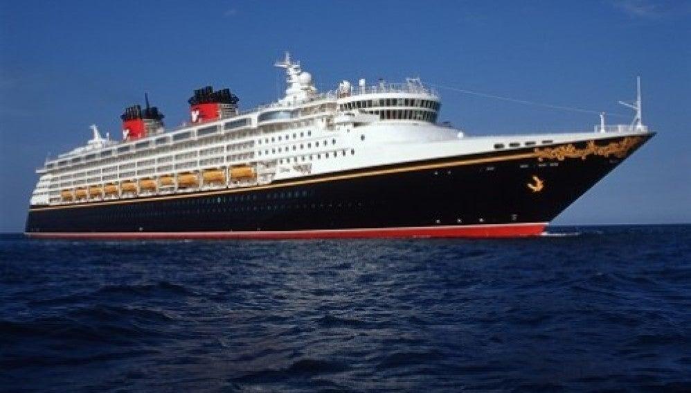 Imagen de archivo del crucero Disney Wonder