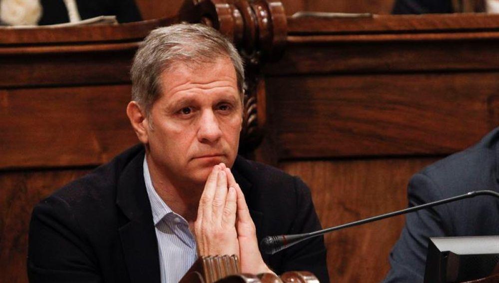 El concejal del PP en Barcelona, Alberto Fernández Díaz