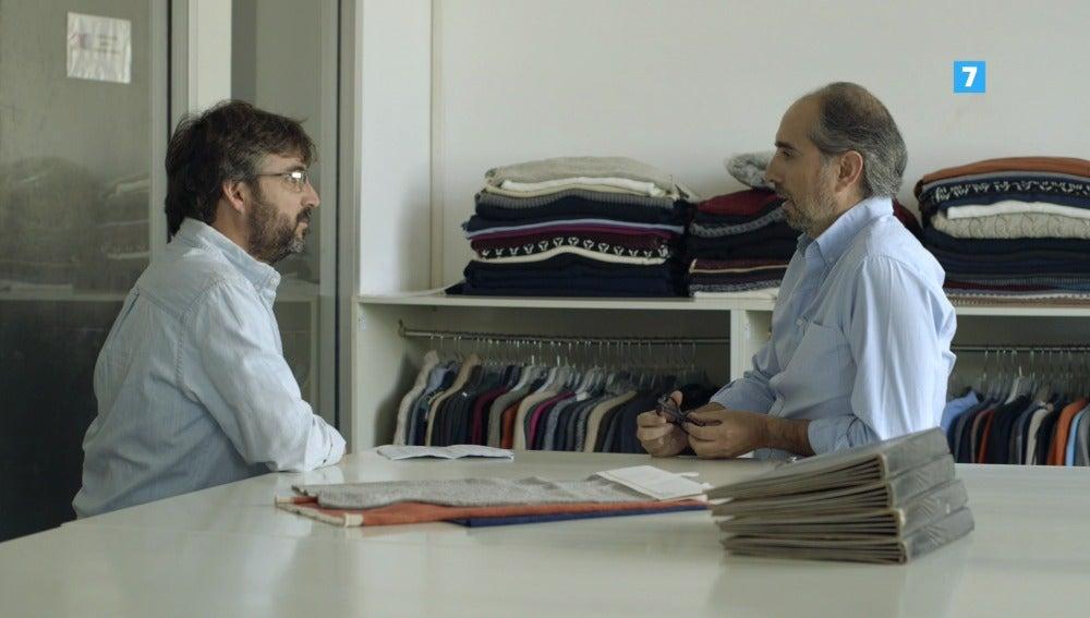 Jordi Évole busca respuestas sobre el sector textil