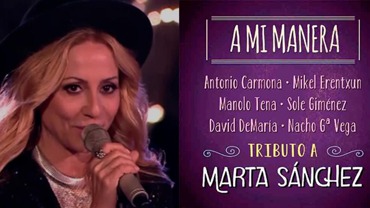 Tributo a Marta Sánchez