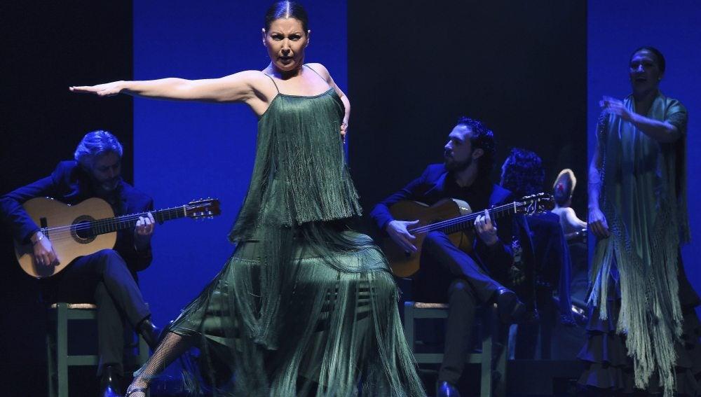 Sara Baras en el Festival de Flamenco de Londres