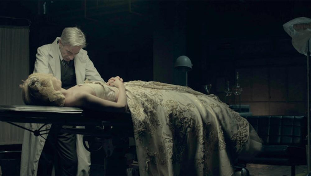 Frame de Evita no duerme
