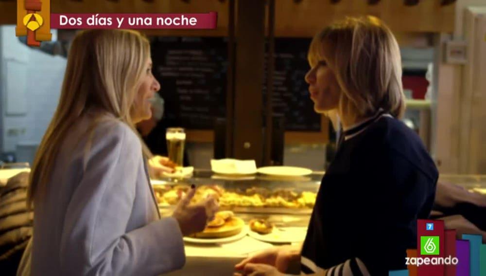 Cristina Cifuentes y Susanna Griso