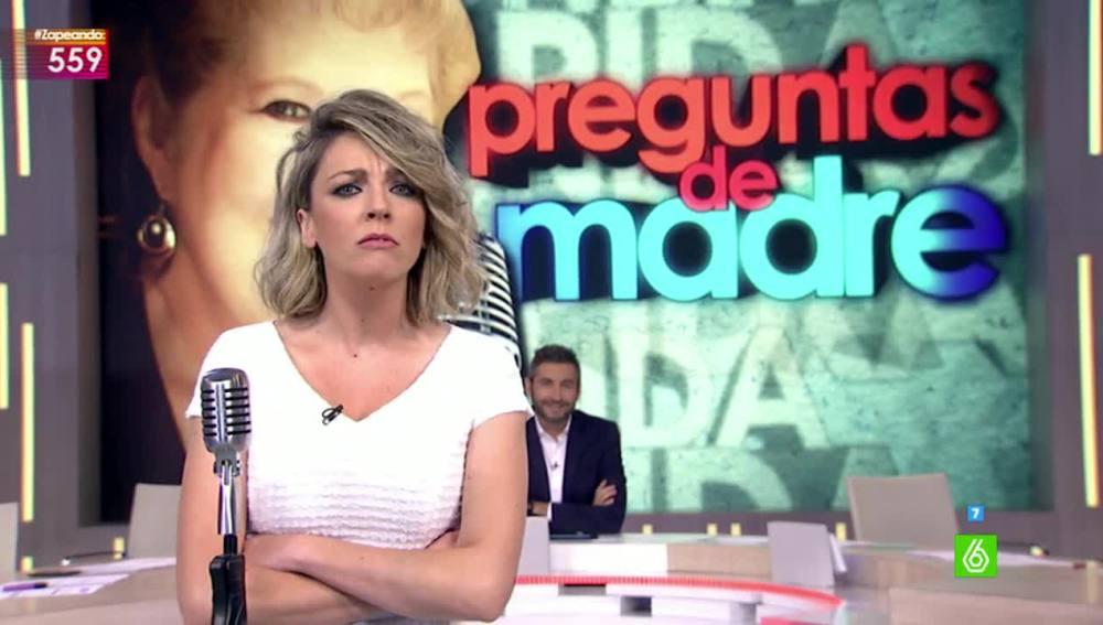 Anna Simon hace preguntas de madre para ayudar a Aguirre