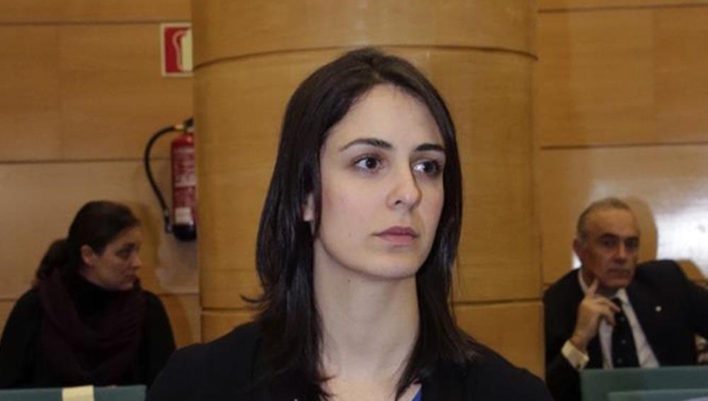 Rita Maestre en su declaración ante el juez