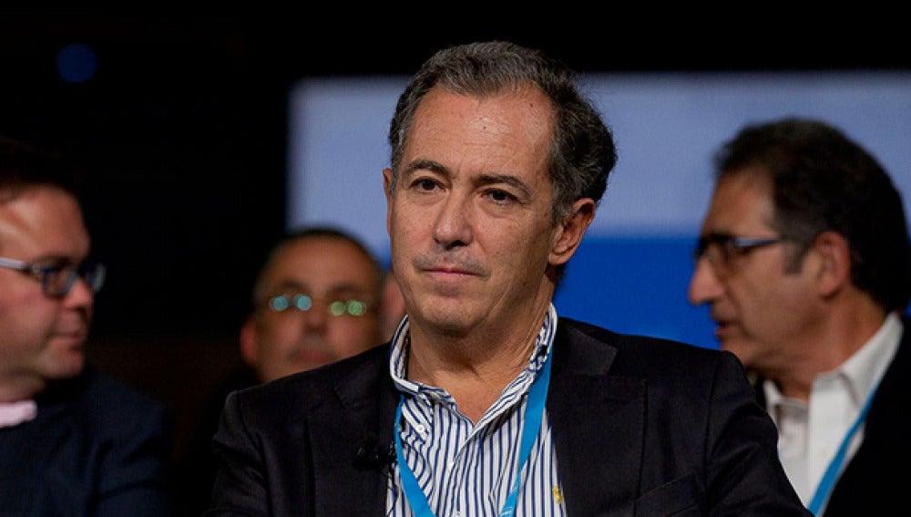 Enrique Osorio, portavoz del PP en la Asamblea de Madrid