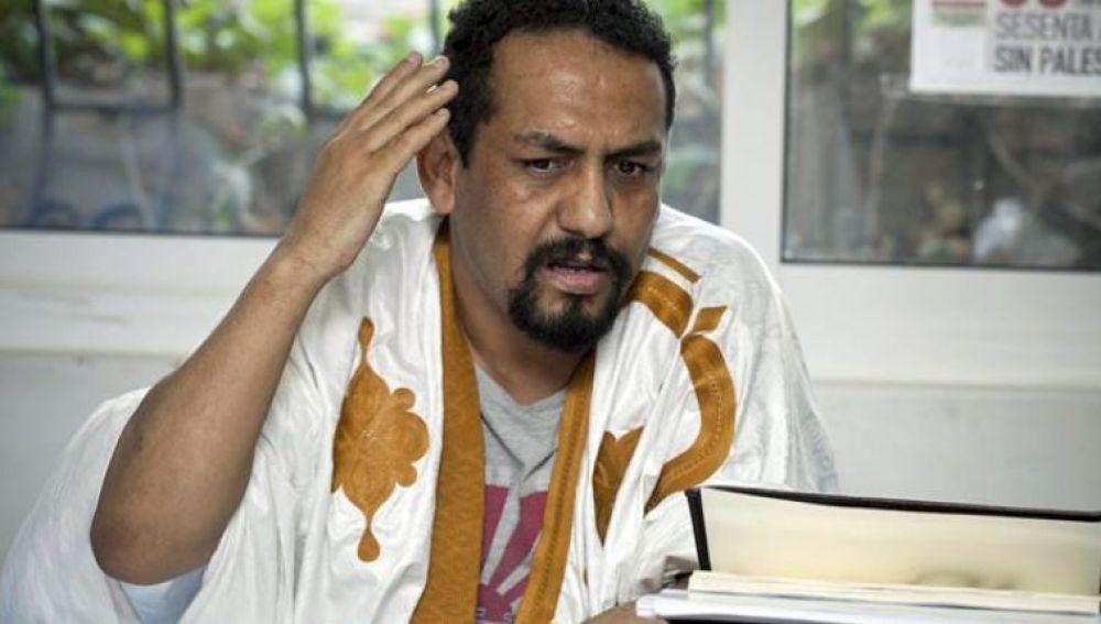 Ali Salem Tamek, activista saharaui