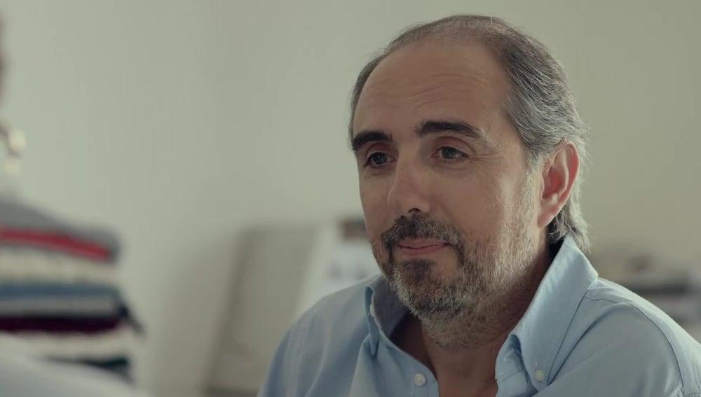 César Laborda, el gerente de Iberasia