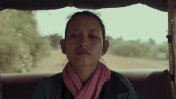 Van Chou, una trabajadora textil