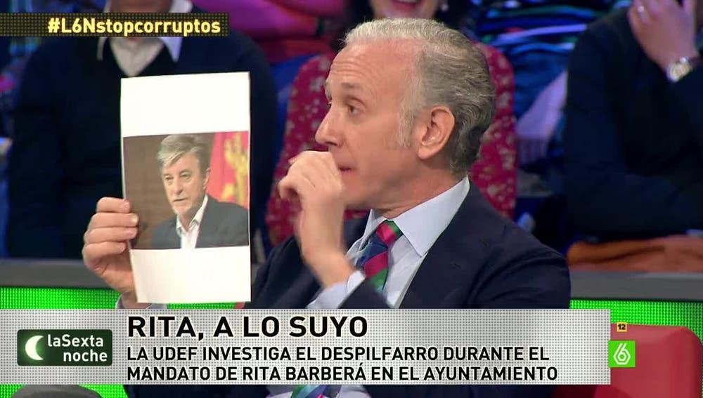 Eduardo Inda, sobre el alcalde de Zaragoza