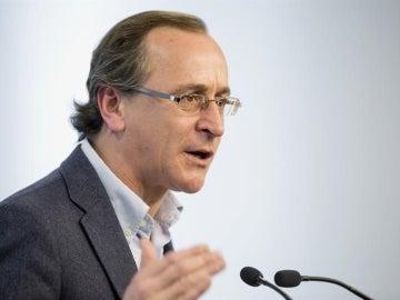 El ministro de Sanidad, Alfonso Alonso