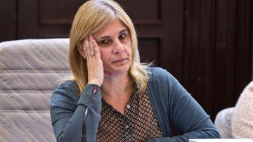 La exalcaldesa de Jerez María José García-Pelayo