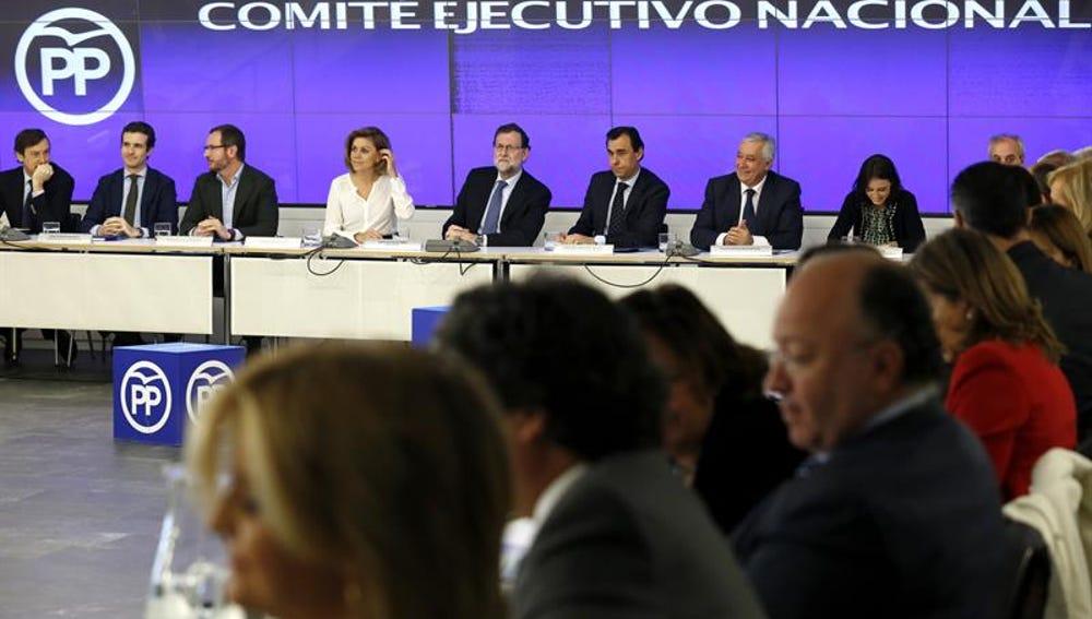 Comité ejecutivo del PP