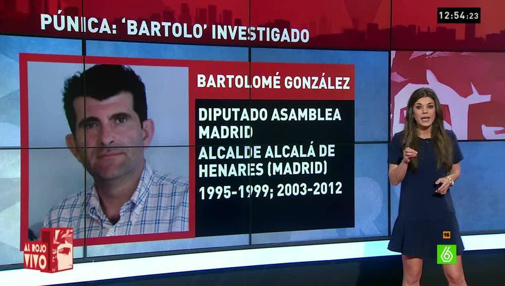¿Quién es Bartolomé González en la 'trama Púnica'?