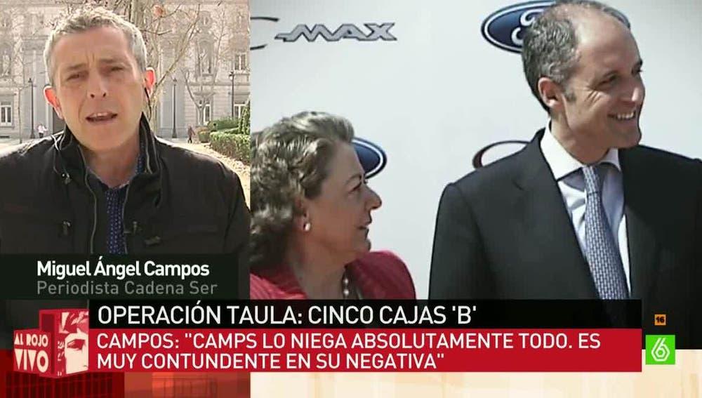 Miguel Ángel Campos, periodista de Cadena SER