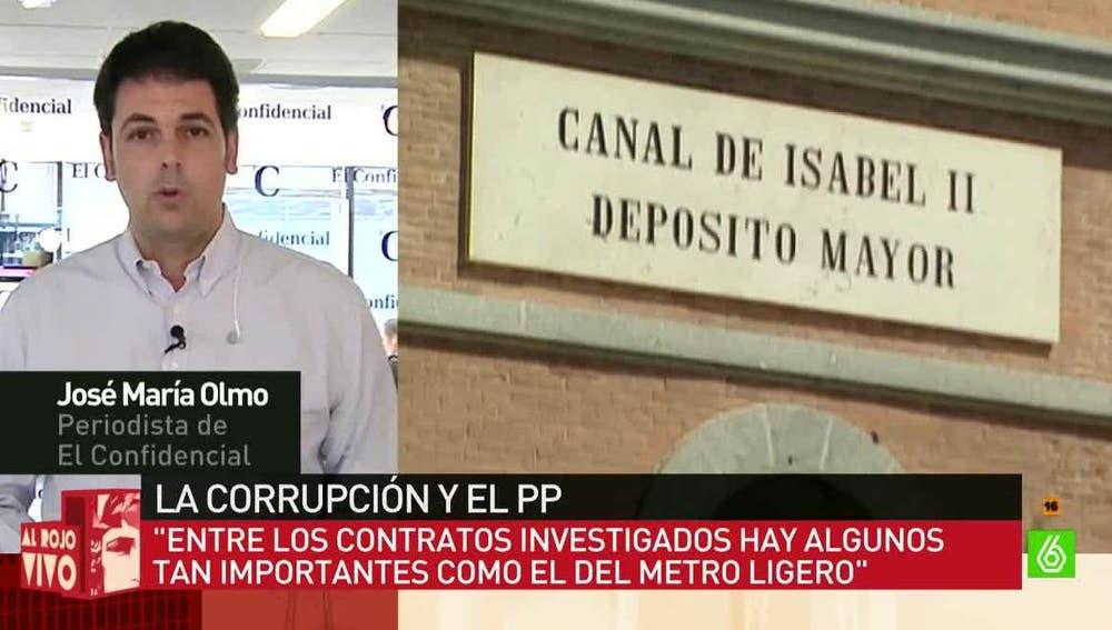 José María Olmo, periodista de El Confidencial