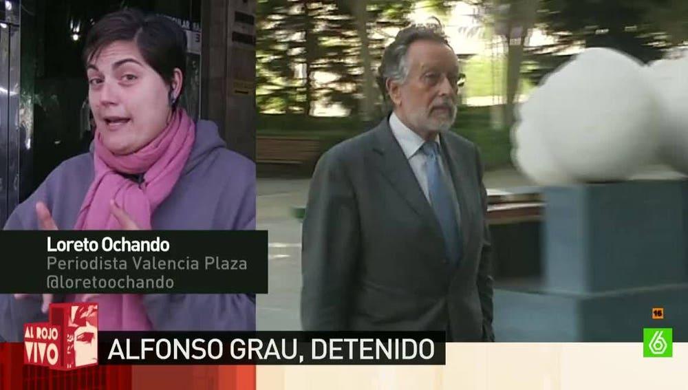 Loreto Ochando, periodista de Valencia Plaza