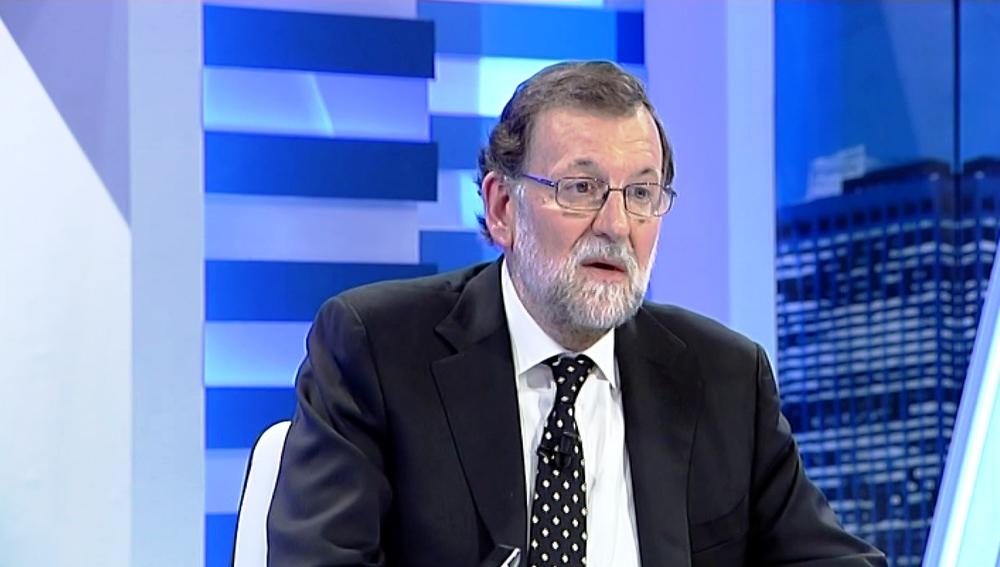 Mariano Rajoy en 13TV