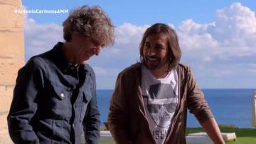 Antonio Carmona y Mikel Erentxun, en A mi manera