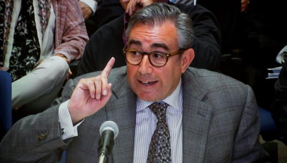 Diego Torres, exsocio de Iñaki Urdangarin