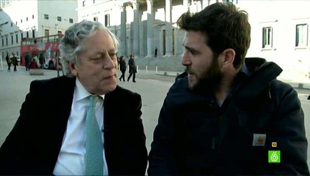 Gonzo entrevista a Miguel Ángel Aguilar
