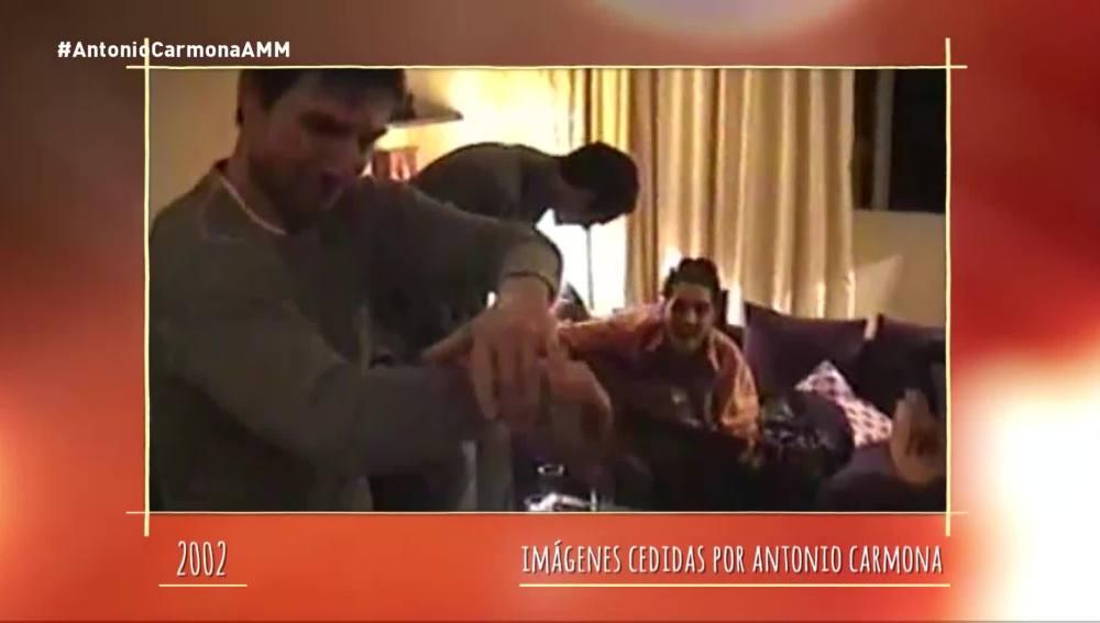 Tom Cruise bailando la sintonía de Misión Imposible por bulerías